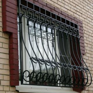 выбрать решетки для окна